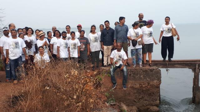 Goa history and heritage walk