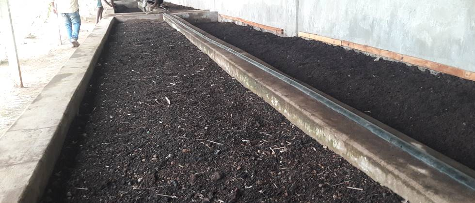 Vermicompost project
