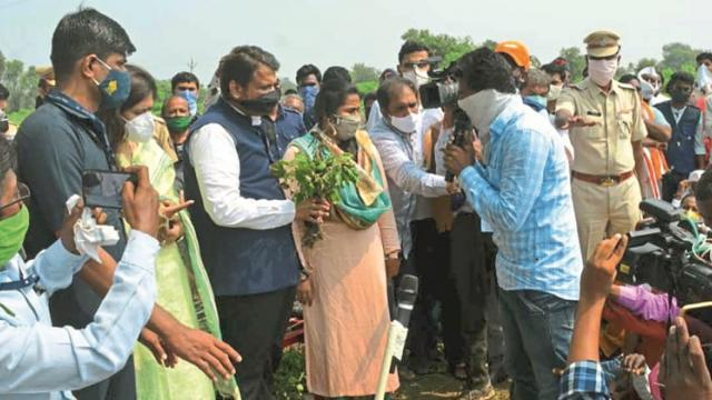 Government's dry assurances to farmers