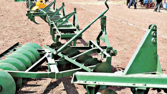 farmers waiting for fund of Mechanization scheme
