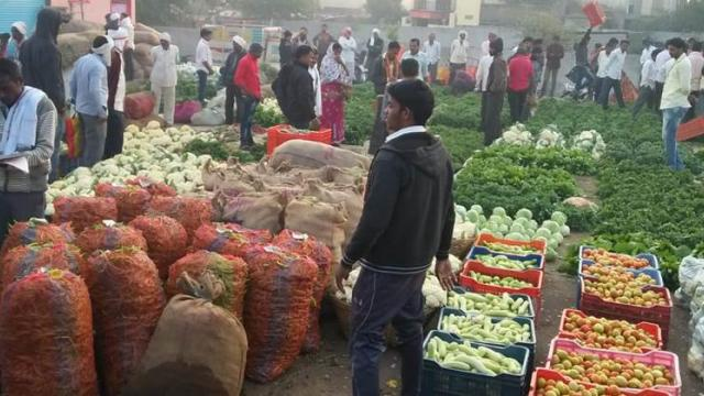 Weeks at the city markets Municipal Corporation will bring control