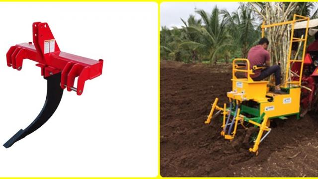 Impliments/ Machines for sugarcane crop