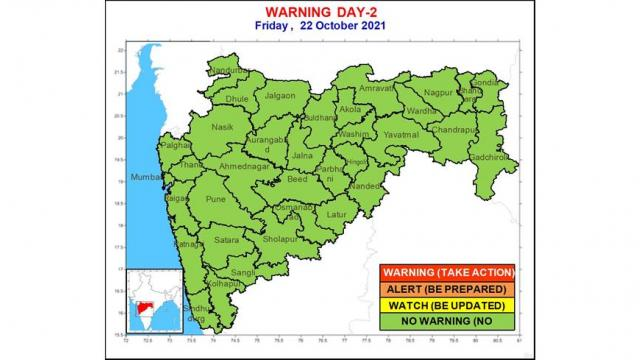 Impact of 'October Heat' in the state