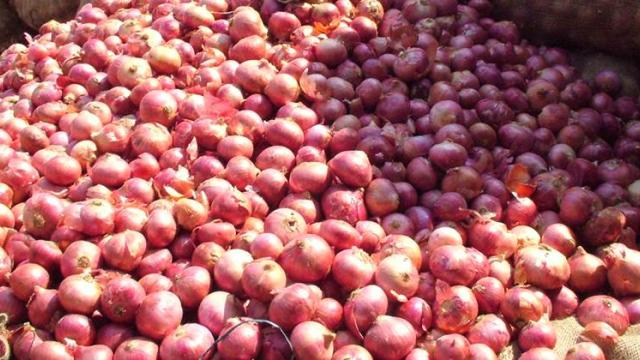 The average price of onion in Solapur is Rs 2100