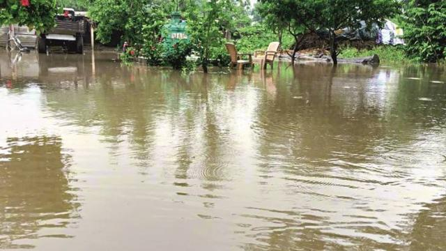 Heavy rains in two circles in Jalna, Aurangabad
