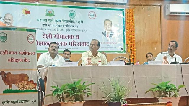 Conservation of native cow breeds is required