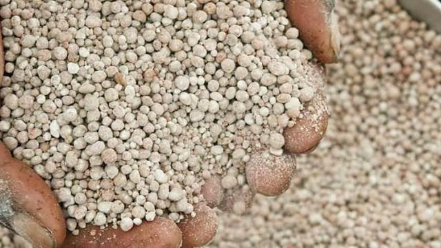 No increase in fertilizer prices