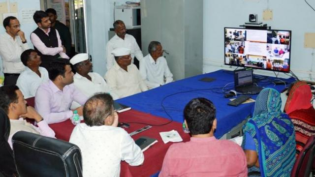 loan waiver scheme beneficiaries communicate with chief minister