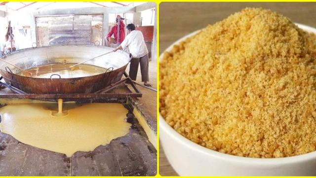 Jaggery making business
