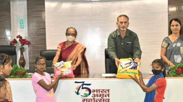 Awareness about nutritious diet is important: Dr. Marathe