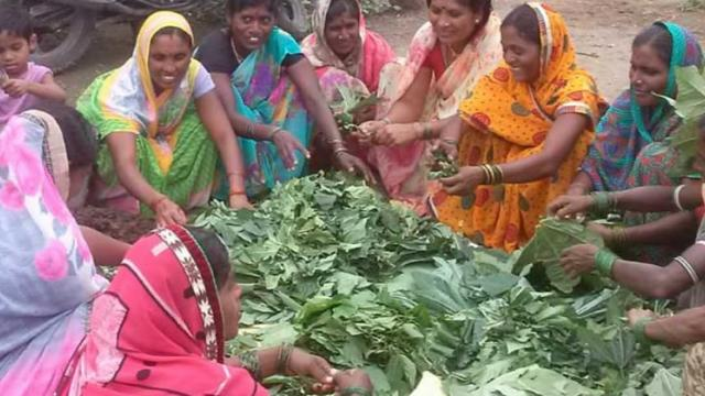 women self help group members
