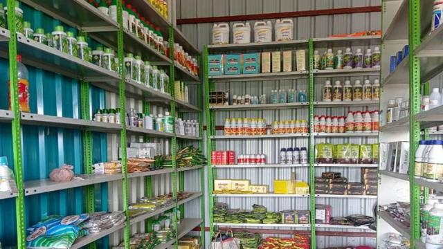 The company has also started selling agricultural inputs.