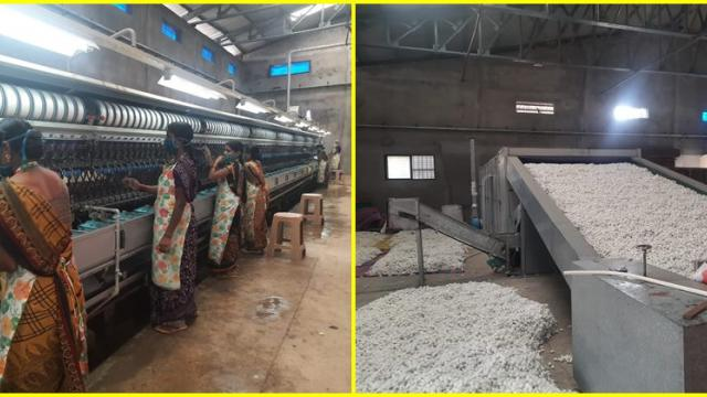 Reeling unit and dryer in Jalna area