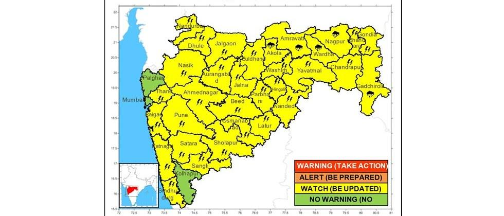 Rainfall will increase in the state