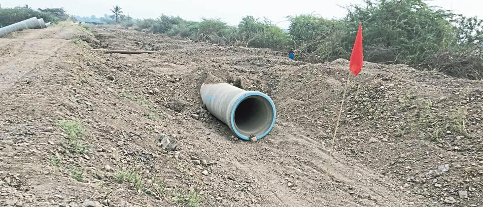 Crops will get water from 'Mhaisal' through closed pipes