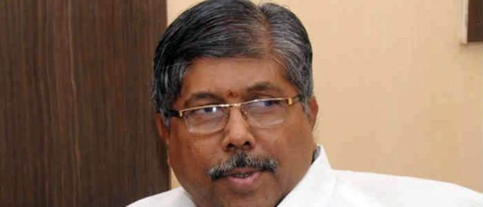 chandrakant patil gives challenge to opposition parties