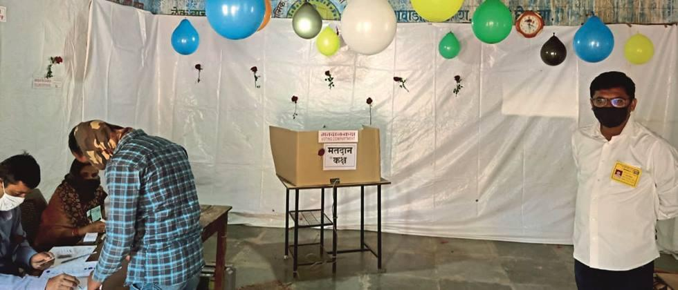 Future of 4,229 candidates in Nashik district closed in ballot box