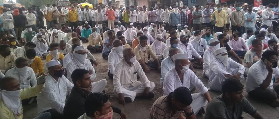 farmers agitation
