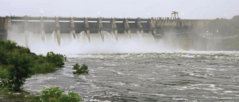 234 TMC water storage in dams in the state