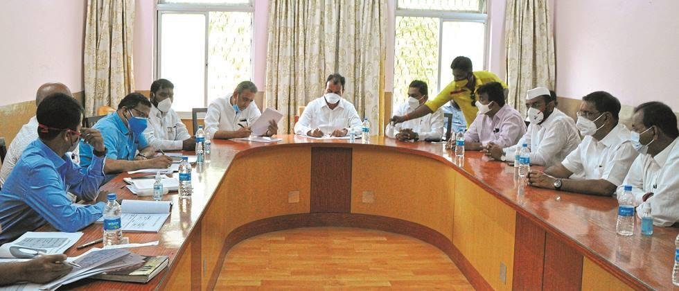 200 more beds to be added to Pandharpur: Bharne