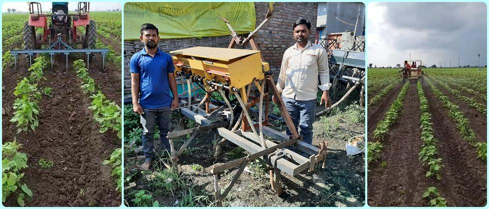 The solution discovered through mechanization On salinity issues
