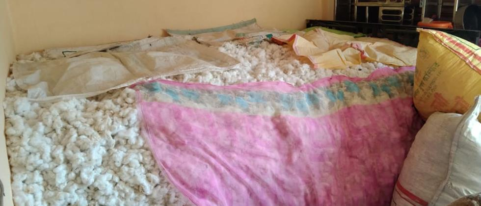 Private cotton shop closed with Marketing Federation, CCI in Parbhani