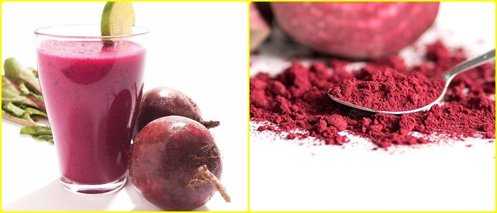 value added products of beetroots