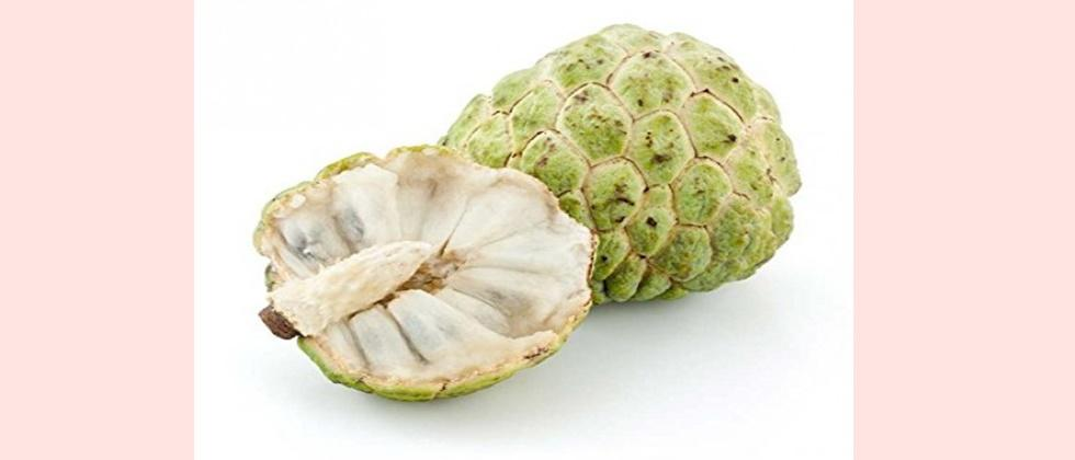 benefits of Custard apple