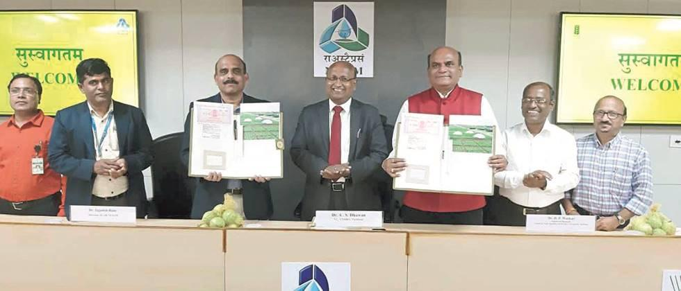 agriculture university agreement