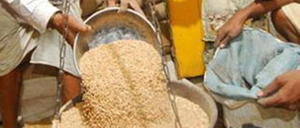 deposits of three ration shops is confiscated in Solapur