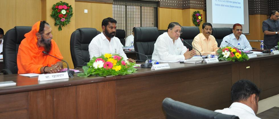 Approval of Rs.349. 87 crore draft plan of Solapur district