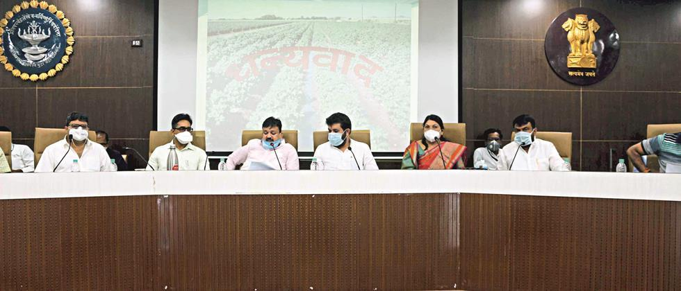 Yavatmal to have agricultural inputs test laboratory: Guardian Minister Rathore