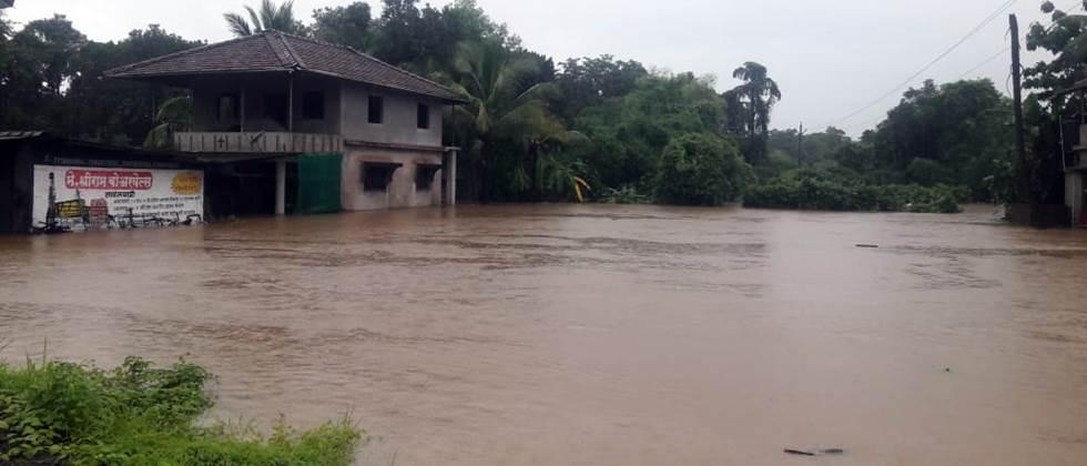 flood situation in district