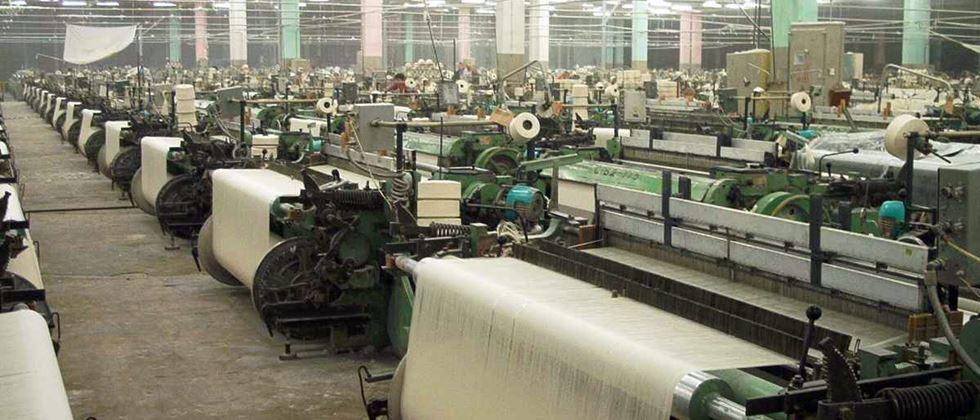 textile industry slowly restart again