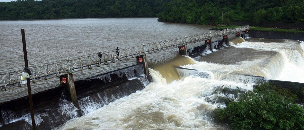 The water of other rivers except Panchganga is stagnant