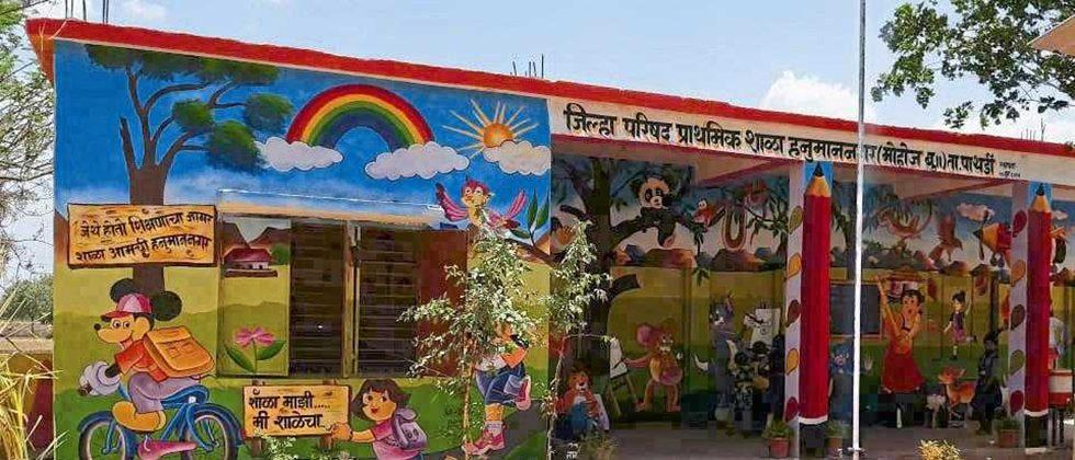 mgnrega will open the face of schools and Anganwadis