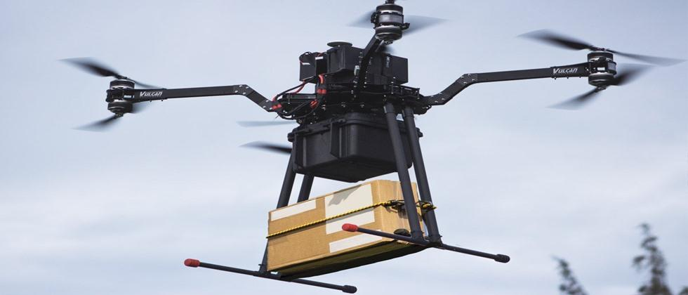 How retail drone delivery may change logistics network