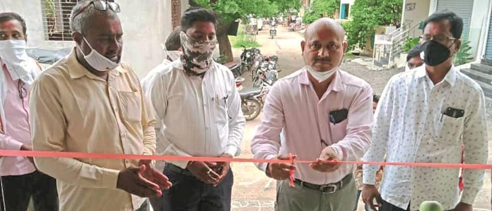 Organic vegetables will be available through sales outlets: Kalyanpad