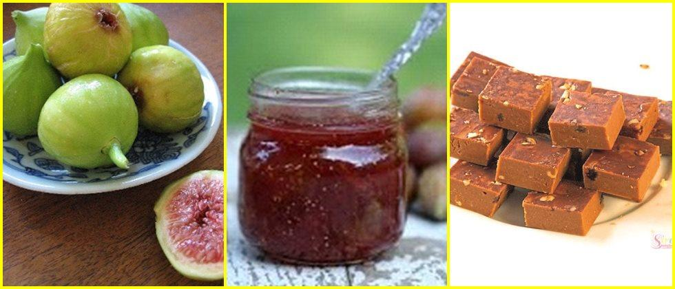value added products of common fig
