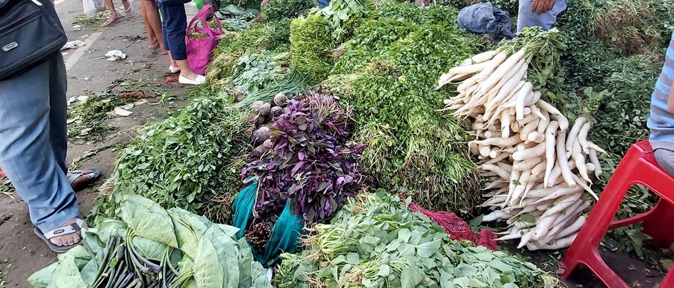 Cucumber, flower prices improve in Pune