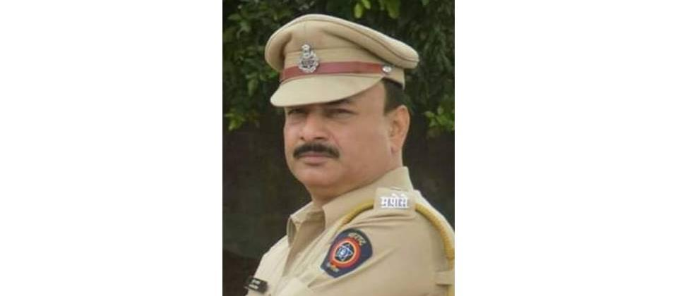 Appointment of Sunil Kadasane in Malegaon for law and order