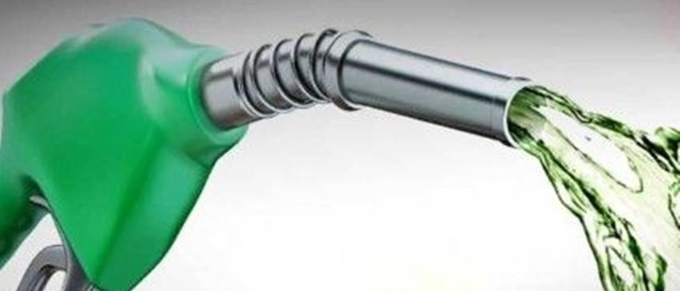 The blending of ethanol in petrol increased to 7.2 per cent