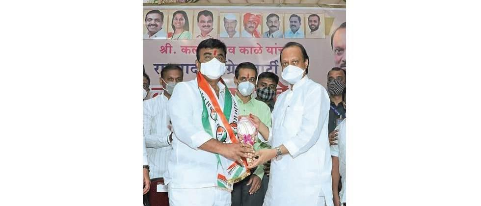 Inquire me about Vaze: Ajit Pawar
