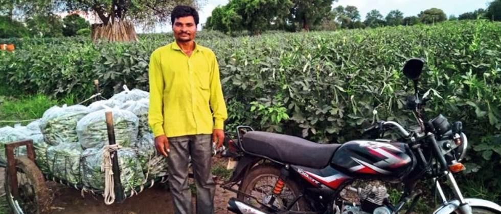 farm worker search new technique for agriculture goods transport