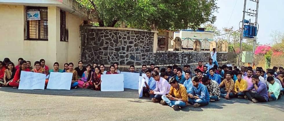 agitation continue in agriculture university