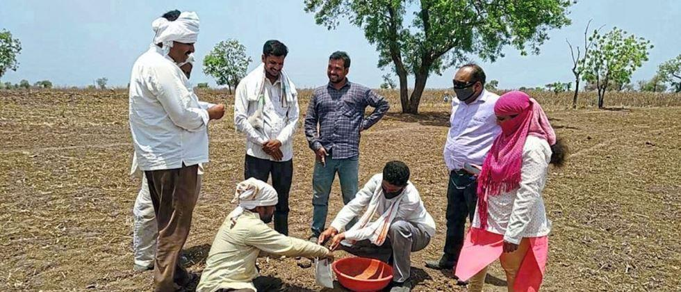 special campagin for soil testing