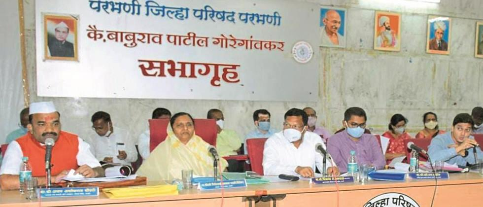 Provision of Rs. 3.26 crore for agriculture and animal husbandry in Parbhani district