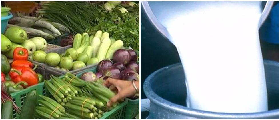 Import ban on milk, vegetable in Wardha district