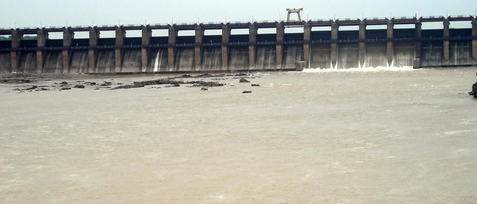 388 million from Hatnur Cubic meter of water to Gujarat '