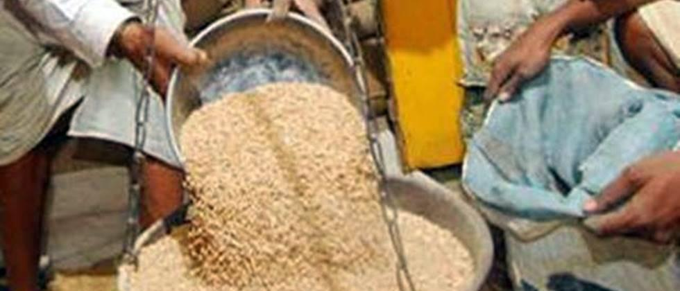 take a action against ration shopkeepers